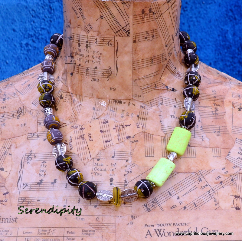 Serendipity by Caprilicious Jewellery