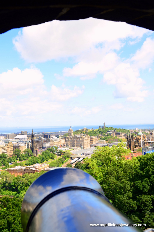 Cannon View, Edinburgh Castle