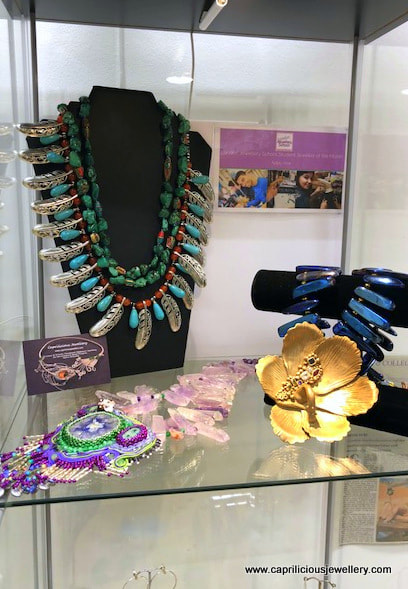 Jewellery Designer of the Month for June 2018, London Jewellery School, Hatton Gardens, London, UK