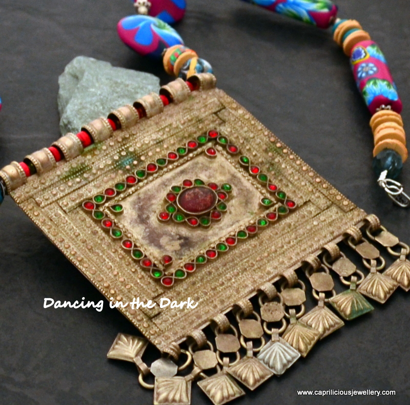Tribal Bling from Caprilicious Jewellery