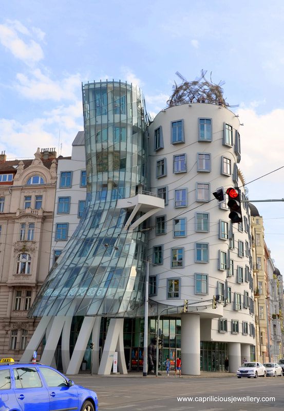 The Fred and Ginger Building, Prague