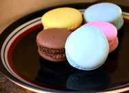Macarons in Pune by Em'Ali