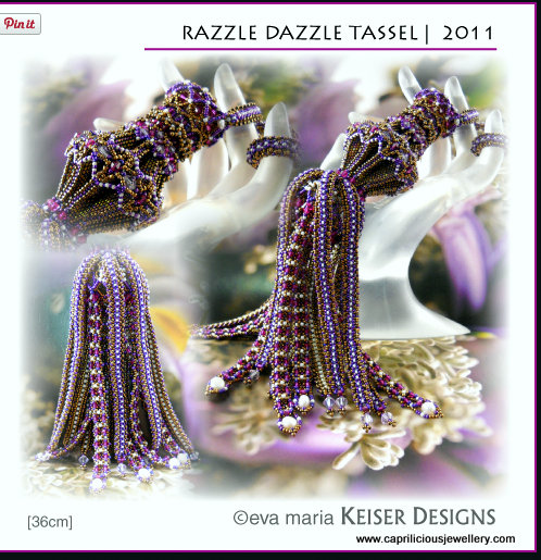 Keiser Designs beaded jewellery
