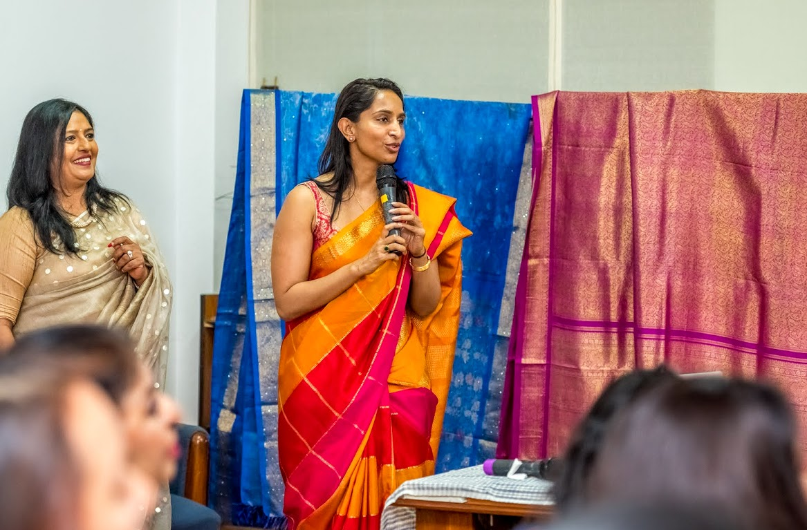 Registry of Sarees, Ammamas sarees, book launch