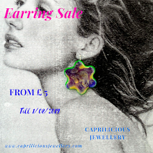 Earrings on Sale in July 2019 at Caprilicious Jewellery